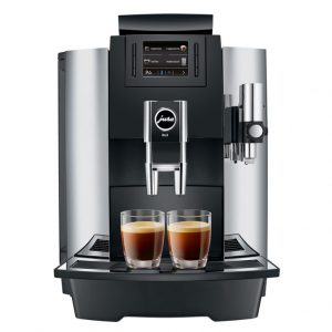 Jura WE8 Automatic One Touch Bean to Cup Espresso Machine.