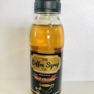 Coffee Syrup Dark Chocolate