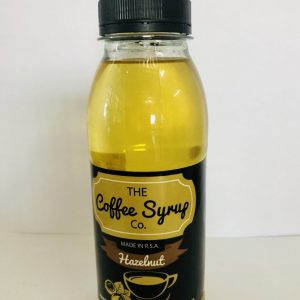 Coffee Syrup Hazelnut