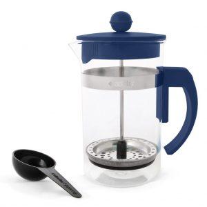 Coffee Plunger 600ml - Midnight Blue